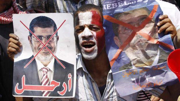Morsi, Mesir, protes