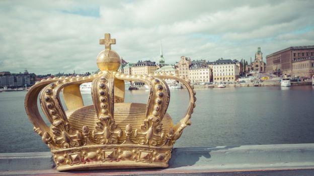 Ponte em Estocolmo, Suécia