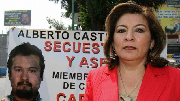 Isabel Miranda, activista mexicana