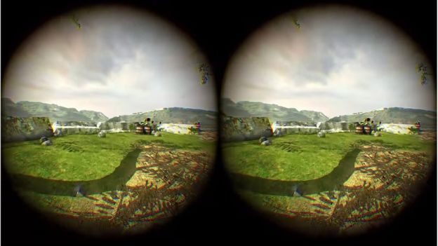 Virtual reality sickness 'tackled with field of view trick' ilicomm Technology Solutions