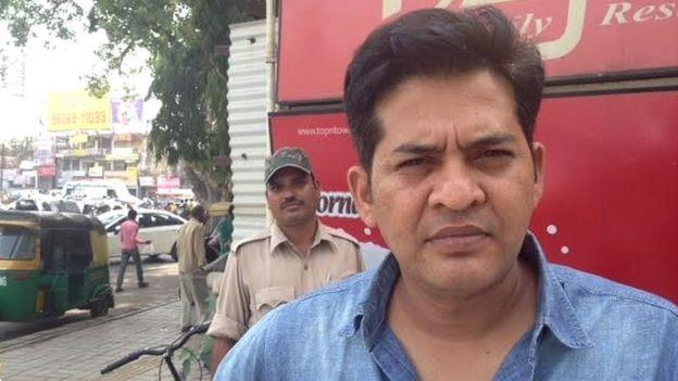 Dr Anand Rai