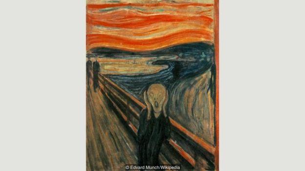 Edvard Munch, Çığlık