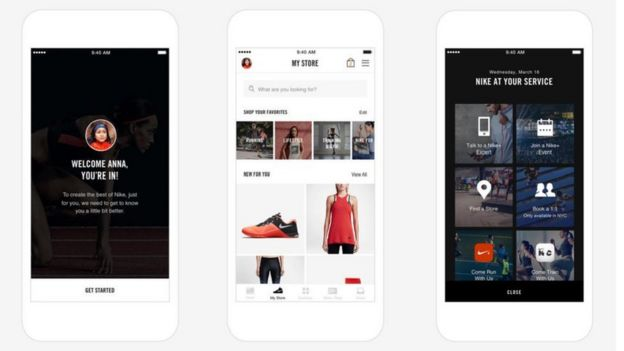 Nike restricts self-lacing trainers to app users ilicomm Technology Solutions