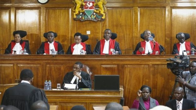 Kenya Supreme Court Election Judgment: Who taught them English and Logic?
