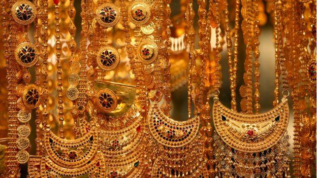 Why Nigerians melt their gold jewellery in Dubai MyJoy line