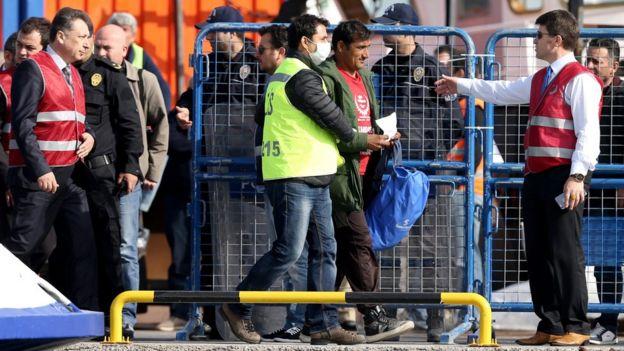 Թուրքիայից վտարվել են օտար երկրների 3513 քաղաքացիներ