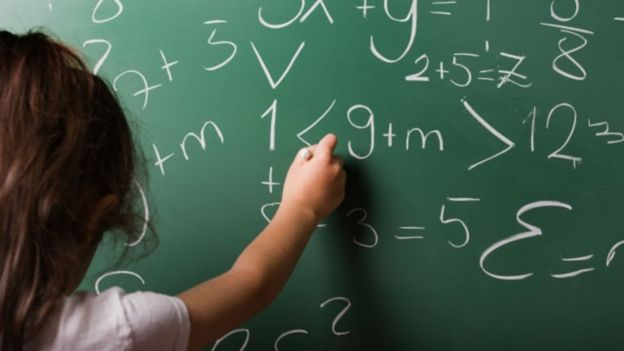 Aula matemática
