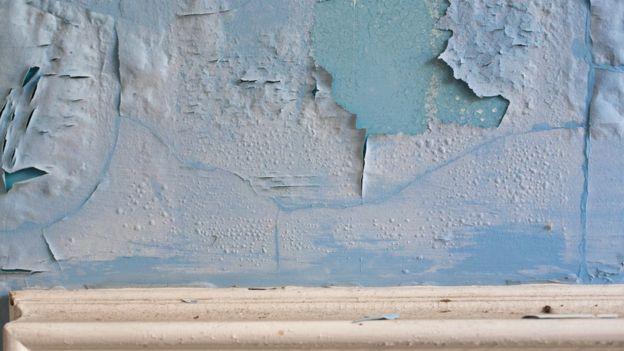 Desgaste de pintura