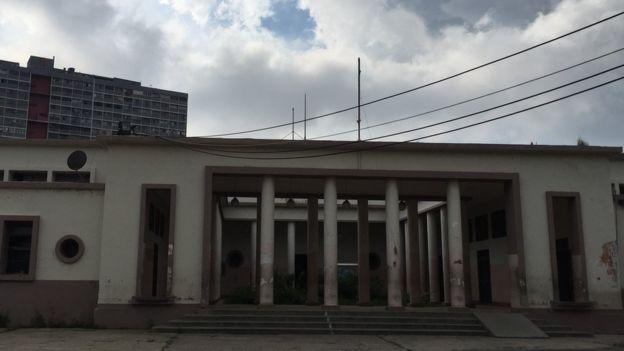 Casa del Obrero en Caracas