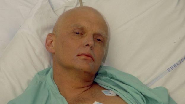 Alexander Litvinenko alitiliwa chai iliowekwa sumu ya Polonium 210