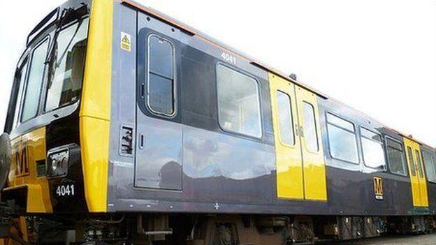 Refurbished metro carriage - Carrage metro ...