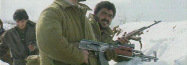 AZERBAIJAN NAGORNO KARABAKH ARMY SOLDIER 3