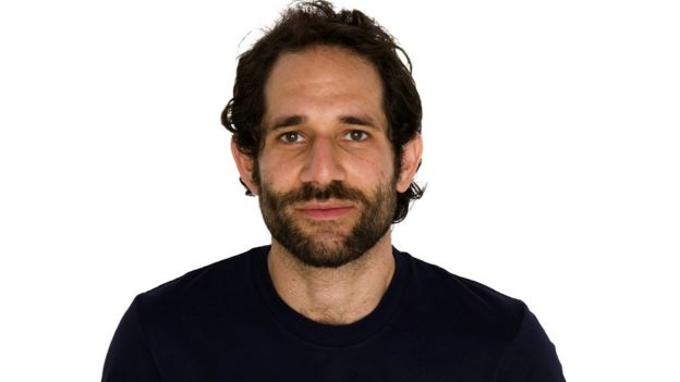 Dov Charney poses for a photo on undated in Los Angeles, California