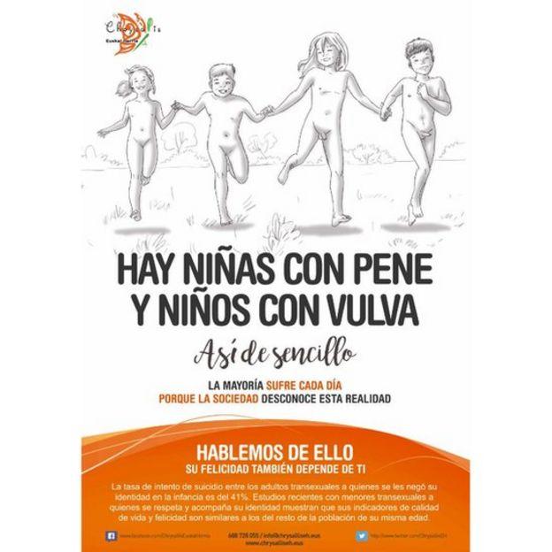 Cartaz da campanha da Chrysallis