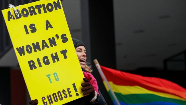 Campaña a favor del derecho a decidir en Chicago