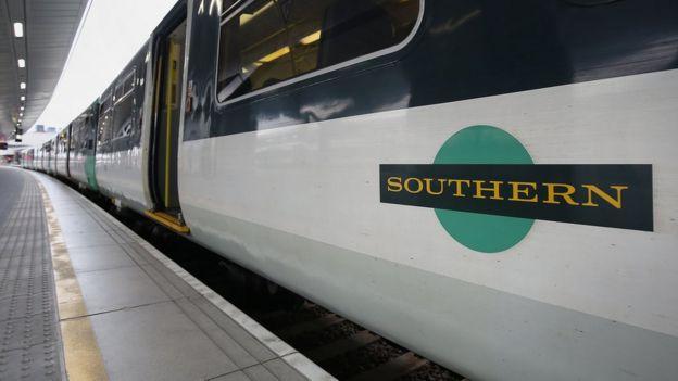 Поезд Southern