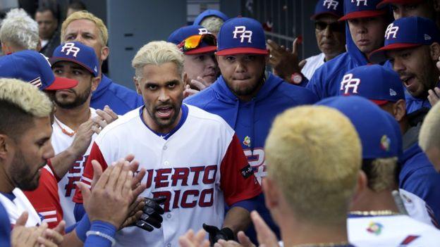 Jugadores de Puerto Rico