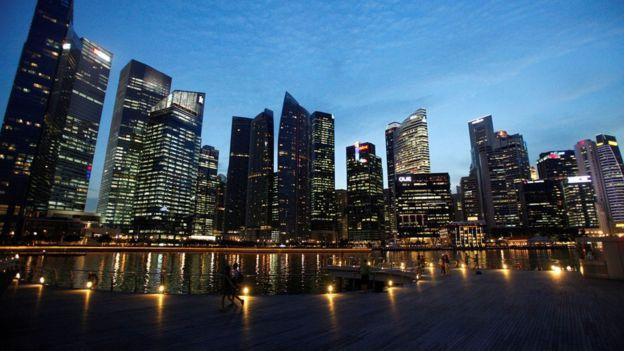 سنگاپور، پایتخت جمهوری سنگاپور