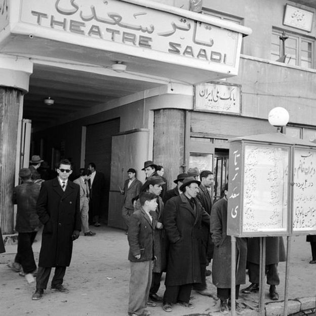 تئاتر سعدی