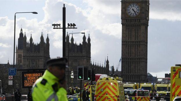 La sede del Parlamento británico es uno de los edificios más icónicos de Londres.