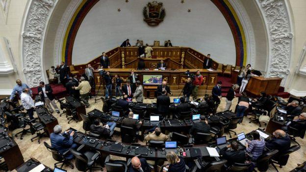 Plano general del a Asamblea