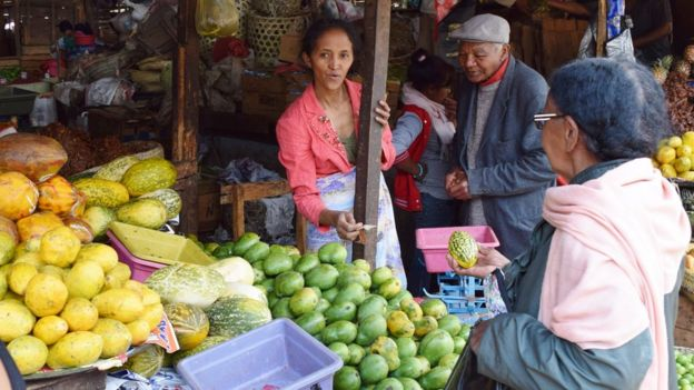 Antsirabe market