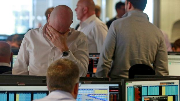 Traders at BGX