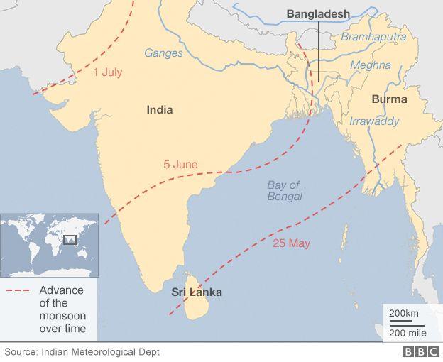 Monsoon Asia 39