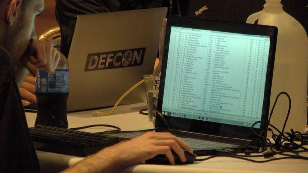 Def Con computers