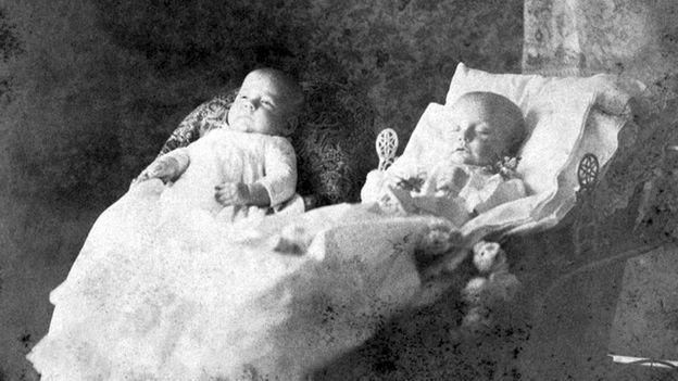 Victoria devri ikizleri