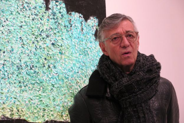 رضا درخشانی، نقاش و موسیقیدان