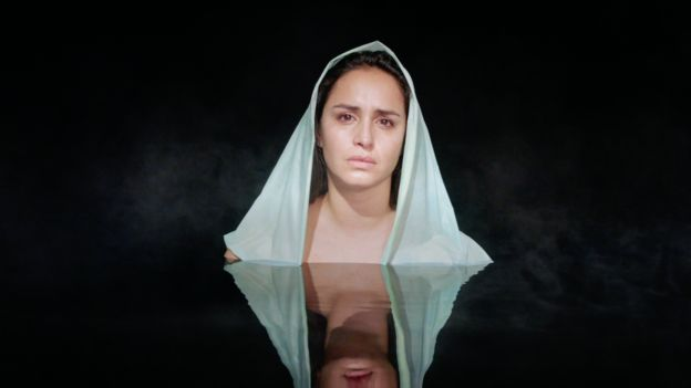 آب سیاه، موضوع نمایشگاه این بار رضا درخشانی