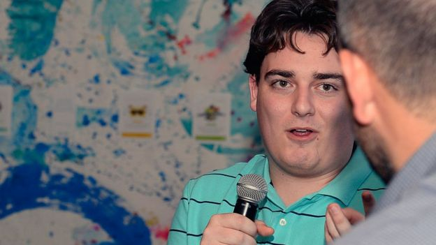 Oculus founder, Palmer Luckey