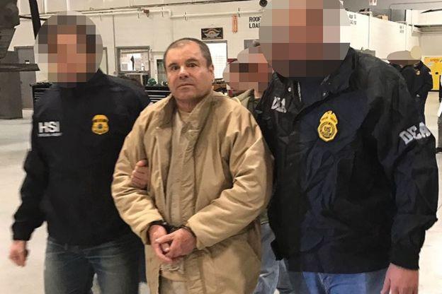 El líder del Cartel de Sinaloa fue extraditado el pasado mes de enero.