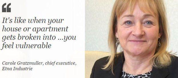 Carole Gratzmuller quote: