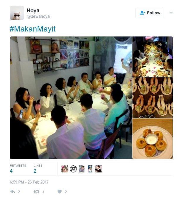 makan mayit