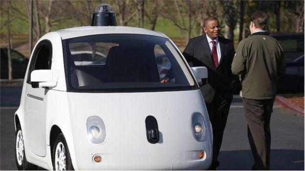 Carros automatizados sem motoristas