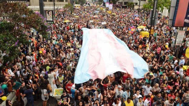 Parada LGBT de 2016 em São Paulo