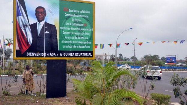 guinée équatoriale, malabo, djibloho