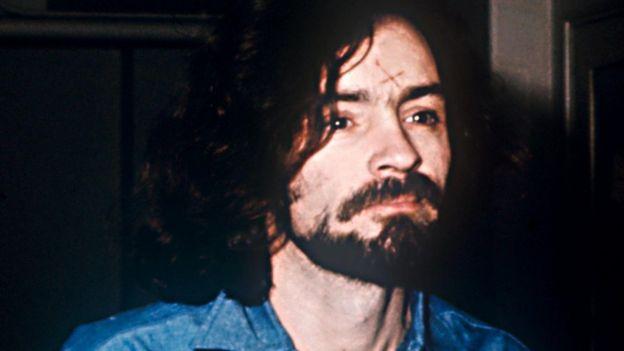 Charles Manson, asesino convicto