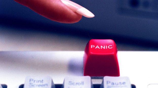 Botón de pánico