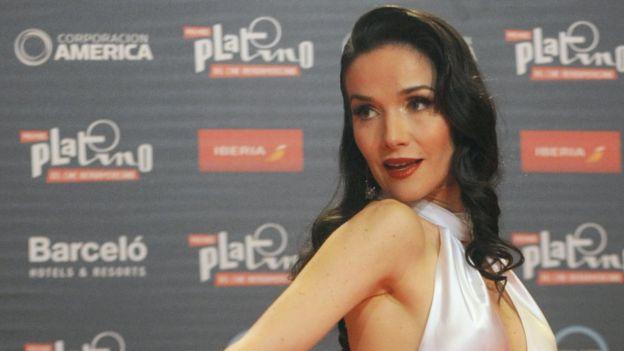 La película biográfica de la cantante argentina Gilda, protagonizada por la actriz Natalia Oreiro (arriba), fue la más buscada por los argentinos en Google.