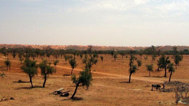 El Sahel, en Burkina Faso