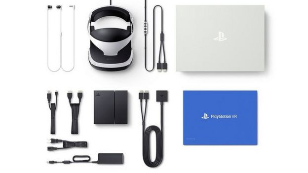 PlayStation VR is cheaper than Oculus Rift and HTC Vive ilicomm Technology Solutions
