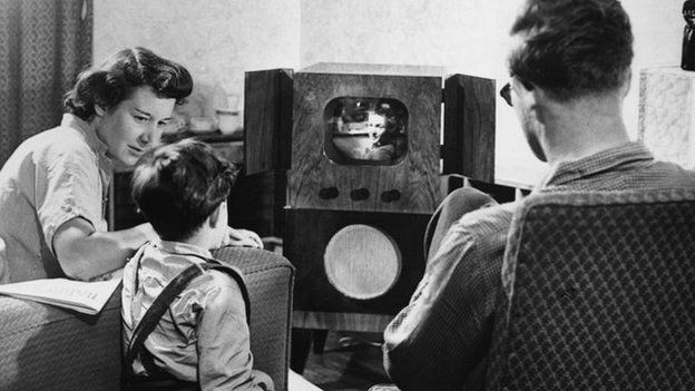Television 1950s