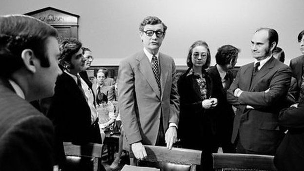 Hillary e Joan Doar
