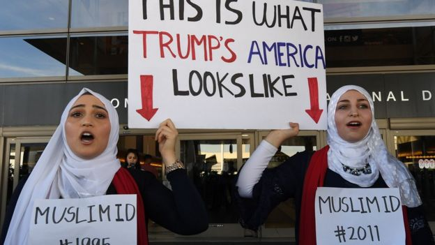 Image result for travel ban islam