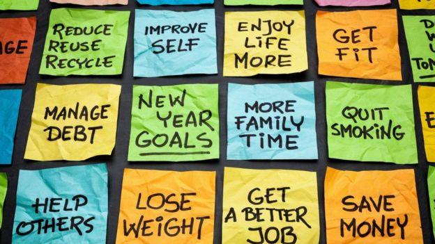 你的新年计划为什麽经常落空?