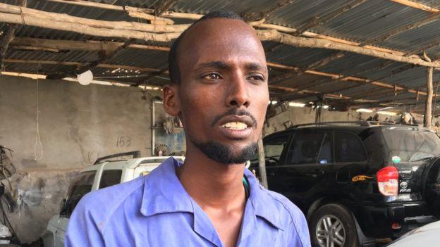 1 Mohamed Ali Abdi mechanic