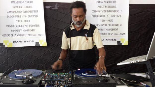 DJ GG Base, une figure bien connue dans l'entourage